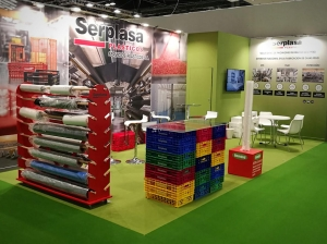 Serplasa en la Fruit Attraction 2019